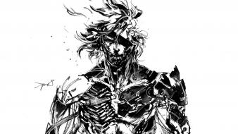 Video games metal gear rising: revengeance wallpaper
