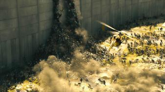 Zombies world war z wallpaper