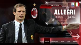 Ac milan allegri wallpaper