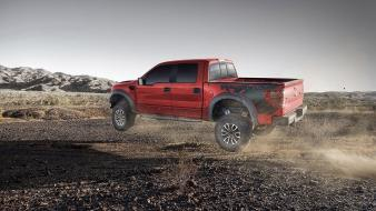 Airborne ford f150 svt raptor Wallpaper