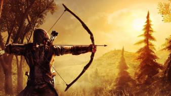 Assassins creed archer wallpaper