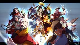 Avatar: the last airbender legend of korra wallpaper