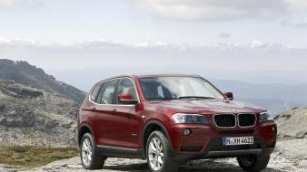 Bmw x3 4x4 auto wallpaper