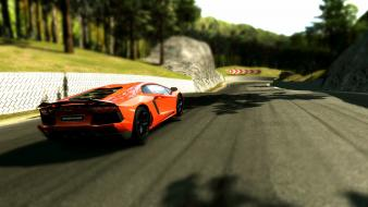 Cars lamborghini aventador gran turismo 5 colors trial Wallpaper