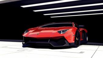 Cars lamborghini aventador limited edition lp700-4 roadster Wallpaper