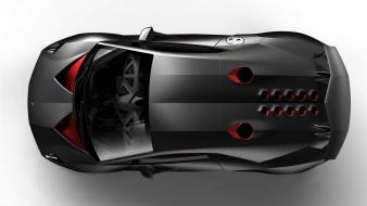 Cars lamborghini concept art vehicles sesto elemento 2010 wallpaper