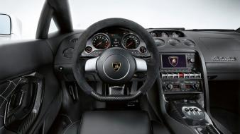 Cars lamborghini interior vehicles gallardo Wallpaper