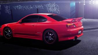 Cars nissan silvia s15 wallpaper