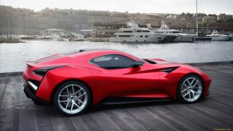 Cars supercars icona vulcano Wallpaper