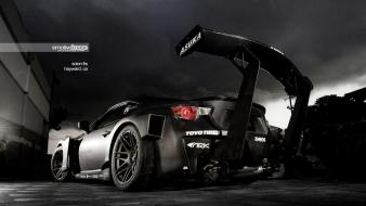 Cars toyota races wallpaper