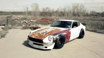 Cars tuning datsun 280z drift wallpaper