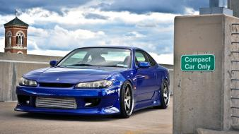 Cars tuning rims tuned nissan silvia s15 wallpaper