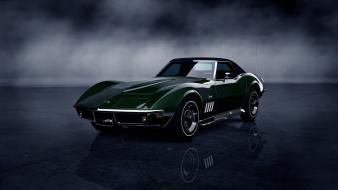 Chevrolet corvette stingray gran turismo 5 ps3 wallpaper