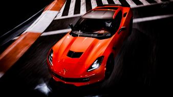 Corvette gran turismo 5 races playstation 3 wallpaper