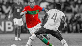 Cristiano ronaldo cr7 portugal national football team wallpaper