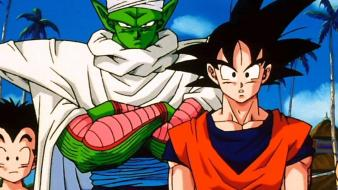 Dragon ball z krillin piccolo son gohan Wallpaper