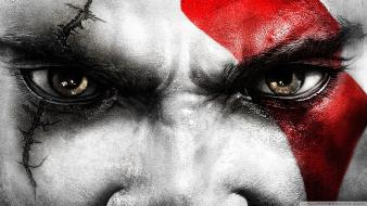 God of war 3 kratos wallpaper