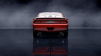 Gran turismo 5 dodge challenger srt8 ps3 wallpaper
