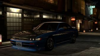 Gran turismo 5 ps3 nissan silvia s13 wallpaper