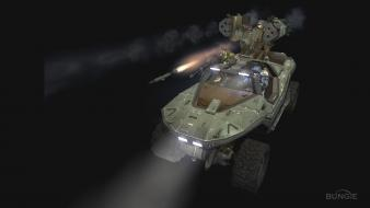 Halo warthog reach vehicles wallpaper