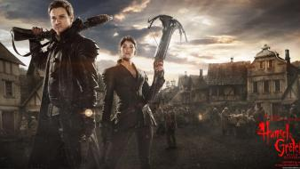 Jeremy renner hansel and gretel: witch hunters wallpaper