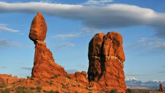 Landscapes arches national park utah wallpaper