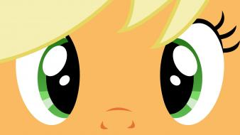 Little pony applejack pony: friendship is magic Wallpaper