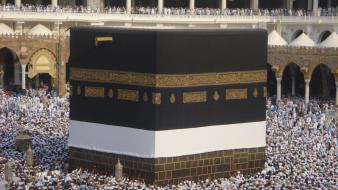 Makkah kaabah islamic wallpaper