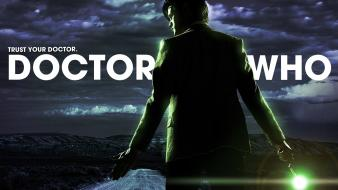Matt smith bbc eleventh doctor who wallpaper
