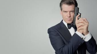 Movies james bond pierce brosnan wallpaper