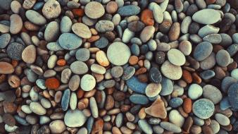 Nature rocks pebbles wallpaper