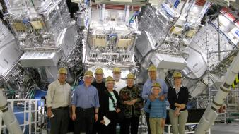 Science scientists nuclear fusion reactor wallpaper