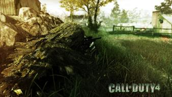 Sniper 4: modern warfare recon remington 700 wallpaper