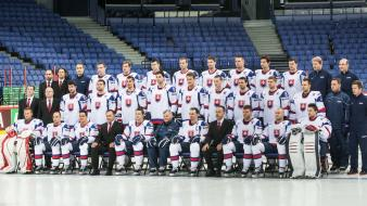 Sports team ice hockey championship slovakia slovakian national Wallpaper