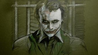 The joker batman dark knight why so serious wallpaper