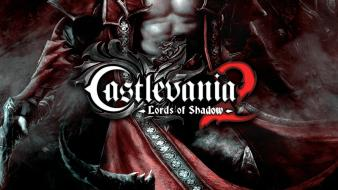 Video games castlevania lords of shadow 2 2: wallpaper