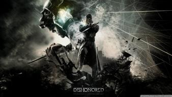 Video games dishonored game wallpaper