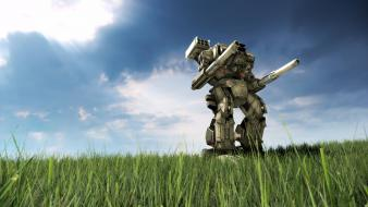 Warhammer mech bliss battlefield 2142 wallpaper