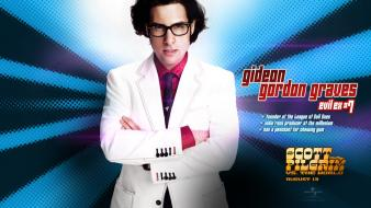World scott pilgrim vs. the gideon gordon graves Wallpaper