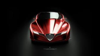 Alfa romeo concept art 12c gts wallpaper