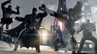 Batman video games dc comics arkham origins wallpaper