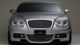 Black cars sports line bison bentley continental gt wallpaper