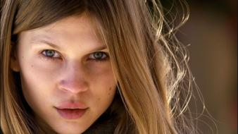 Blue eyes actresses clemence poesy clémence poésy wallpaper