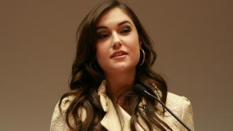 Brunettes sasha grey wallpaper