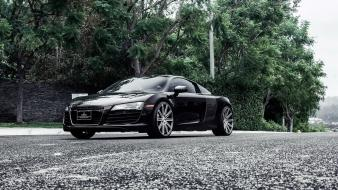 Cars audi roads vehicles r8 automobile supercar wallpaper