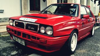 Cars lancia delta integrale evoluzione Wallpaper