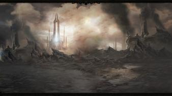 Diablo iii a4 act wallpaper