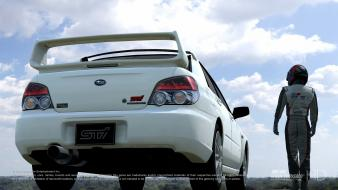Impreza gran turismo 5 ps3 wrx sti Wallpaper