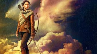 Katniss everdeen the hunger games catching fire Wallpaper
