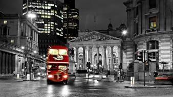 London selective coloring cities wallpaper